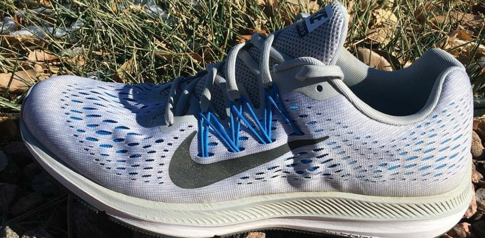 Nike Winflo 5 - Lateral Side