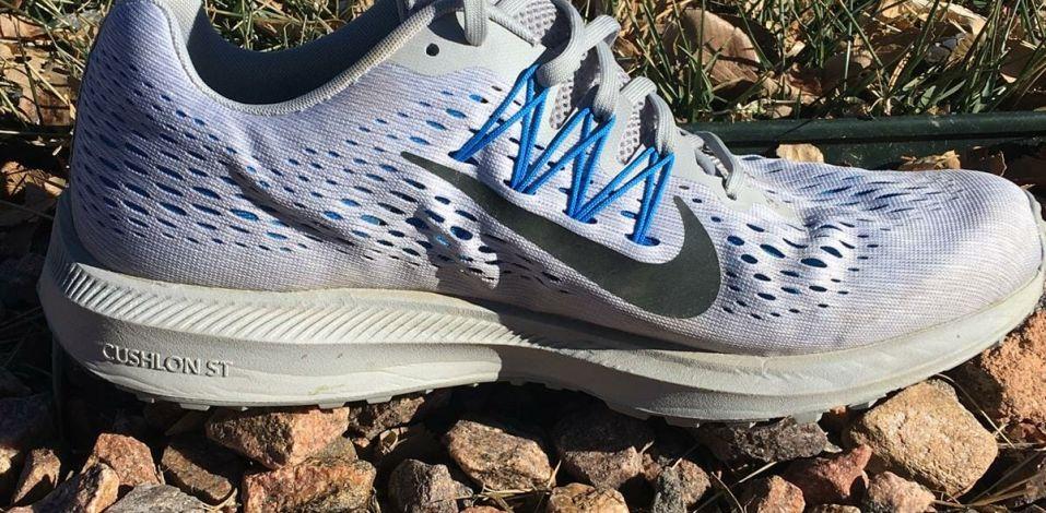 Nike Winflo 5 - Medial Side