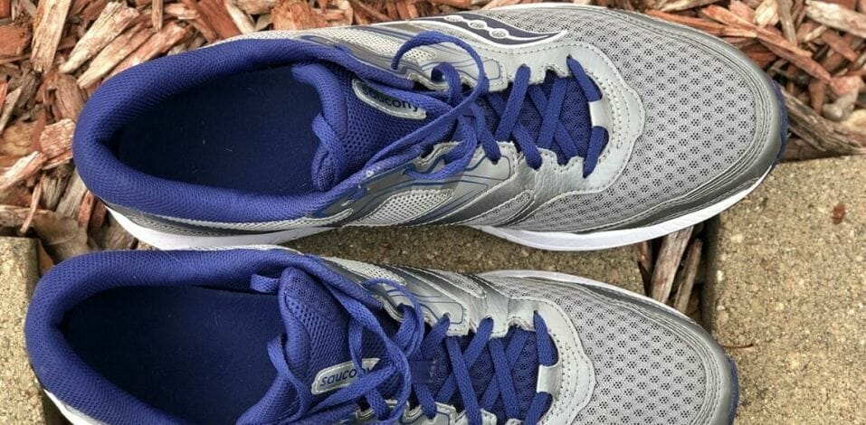Saucony Cohesion 12 - Top