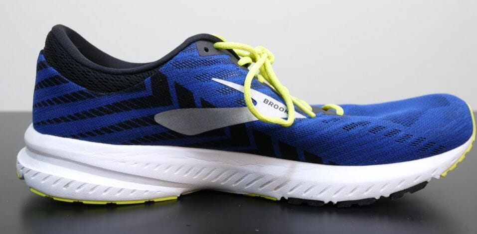 Brooks Launch 6 - Medial Side