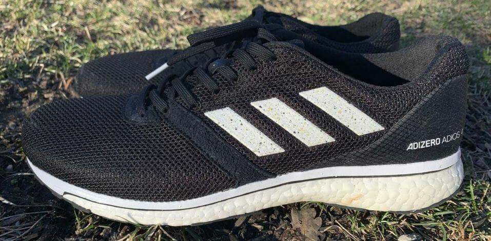 Adidas Adizero Adios 4 - Lateral Side