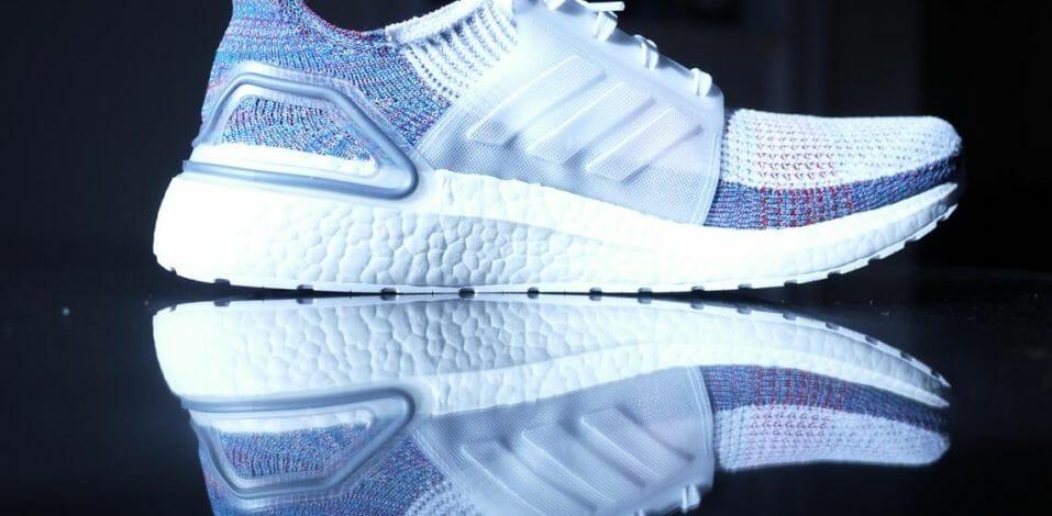 Adidas Ultra Boost 19 - Medial Side