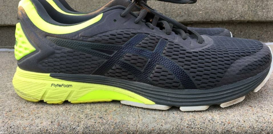 Asics GT 4000 - Lateral Side