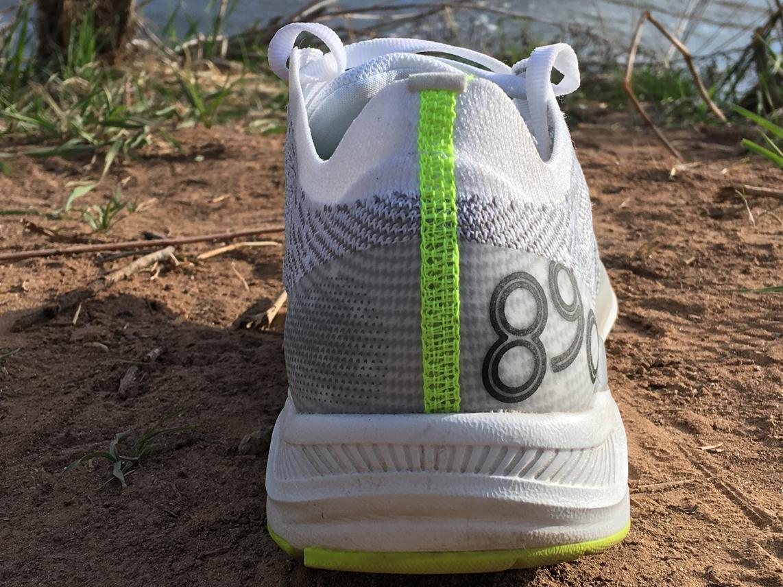 New Balance 890v7 - Heel