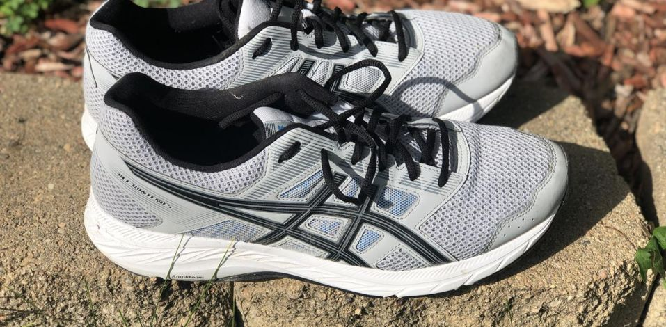 Asics Gel Contend 5 - Lateral Side