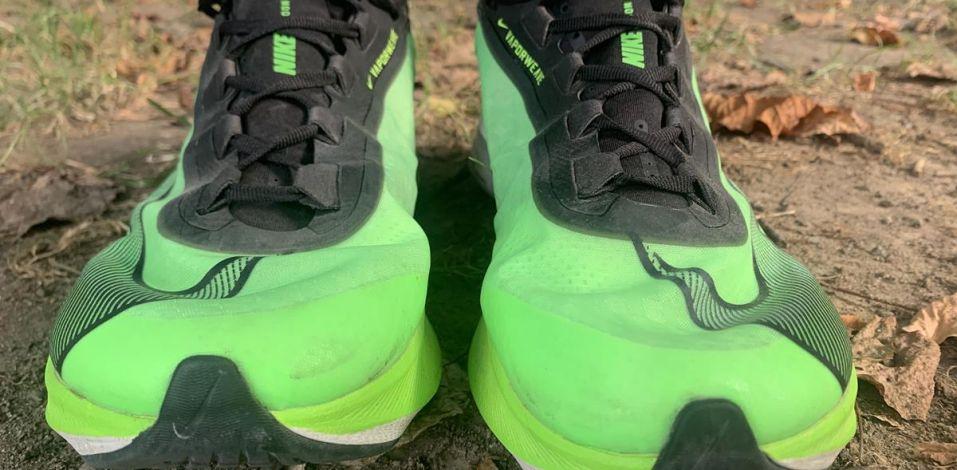 Nike Zoom Fly 3 - Toe