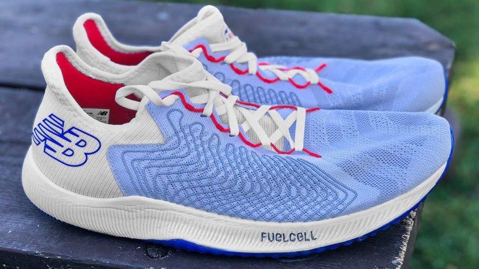 New Balance Fuelcell Rebel - Lateral Side