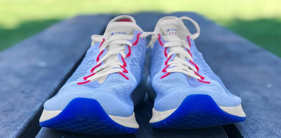 New Balance Fuelcell Rebel - Toe