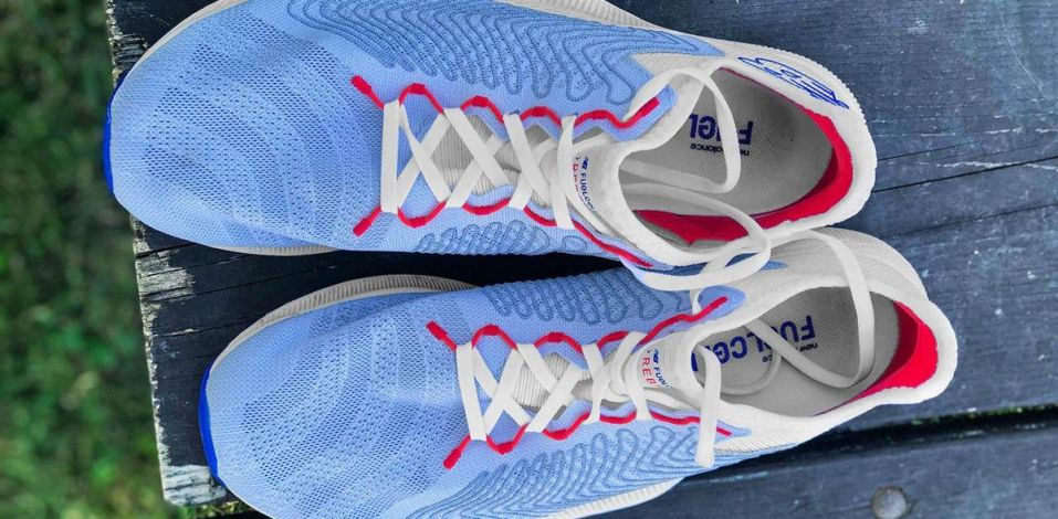 New Balance Fuelcell Rebel - Top