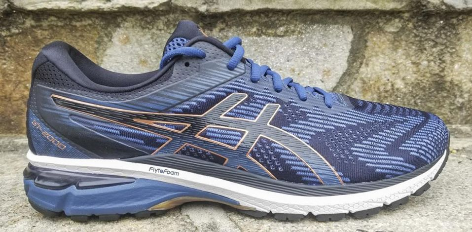 Asics GT 2000 8 - Lateral Side