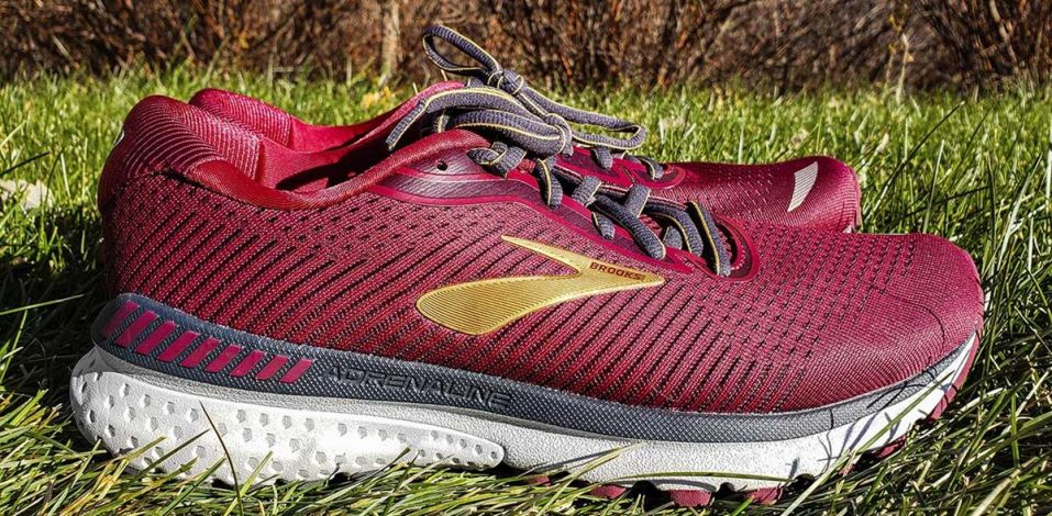 Brooks Adrenaline GTS 20 - Lateral Side