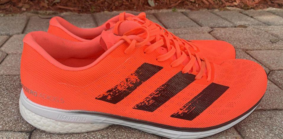 Adidas Adizero Adios 5 - Lateral Side