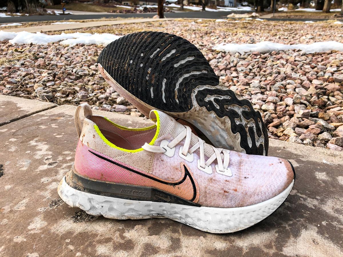 Nike React Infinity Run Flyknit - Pair