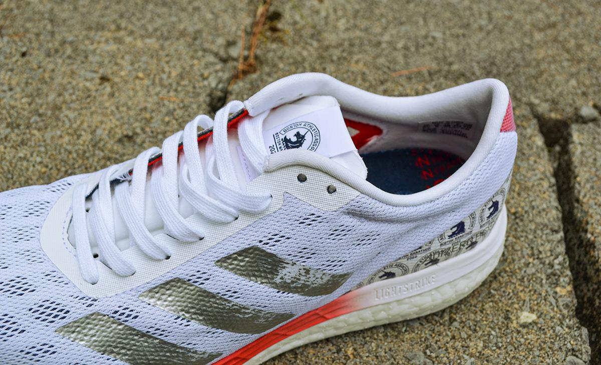 Adidas AdiZero Boston 9 - Closeup