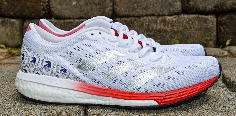 Adidas AdiZero Boston 9 - Lateral Side