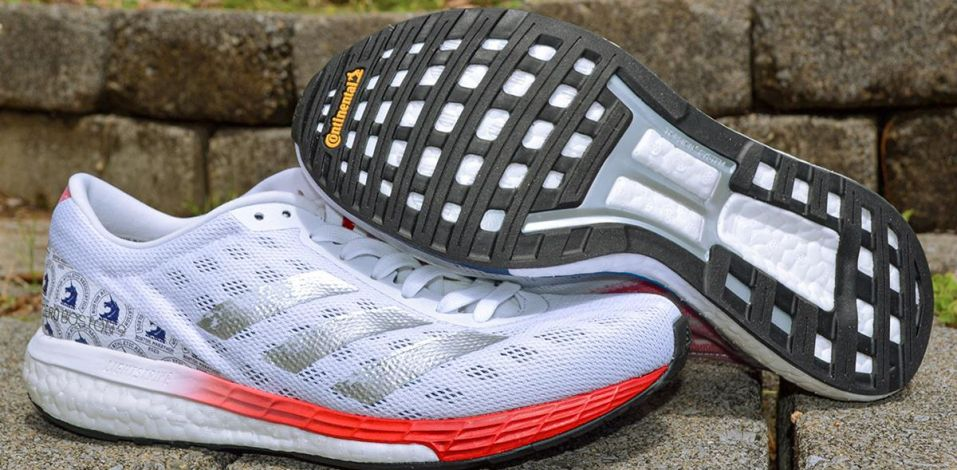 Adidas AdiZero Boston 9 - Pair