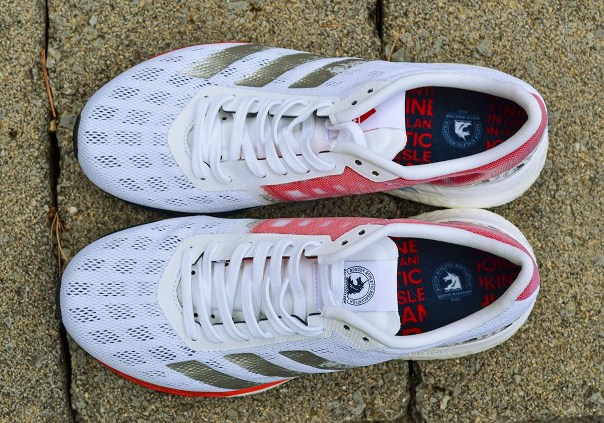Adidas AdiZero Boston 9 - Top