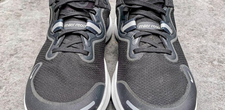 Nike React Miler - Toe