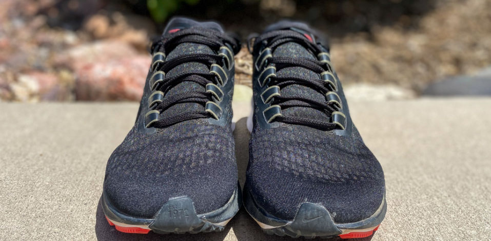 Nike Zoom Pegasus 37 - toebox