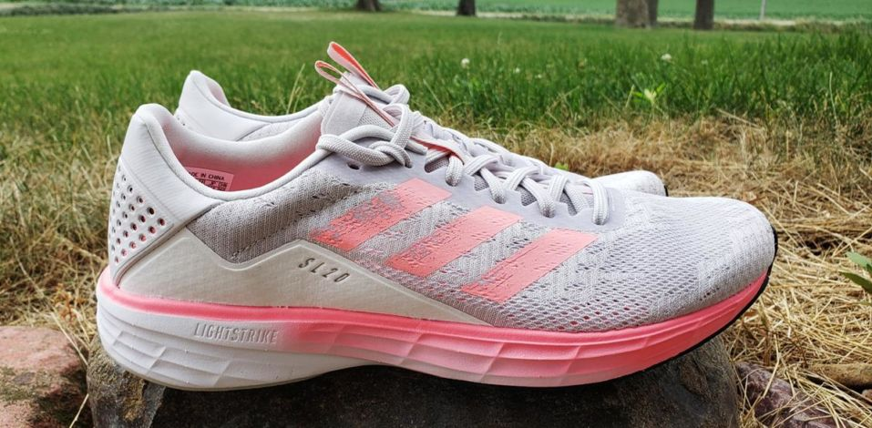 Adidas SL20 - Lateral Side