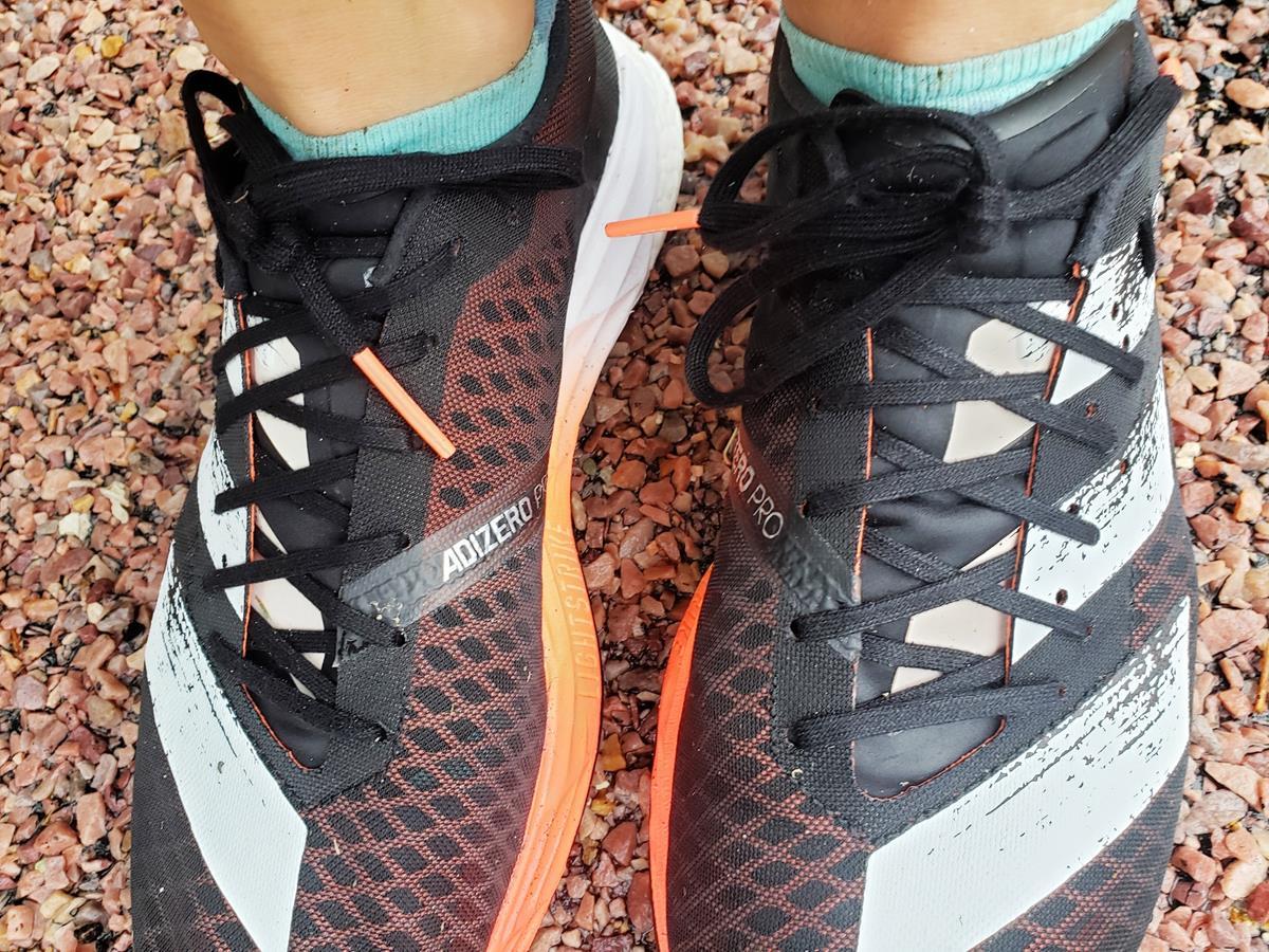 Adidas Adizero Pro - Lace