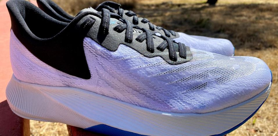New Balance FuelCell TC - Lateral Side