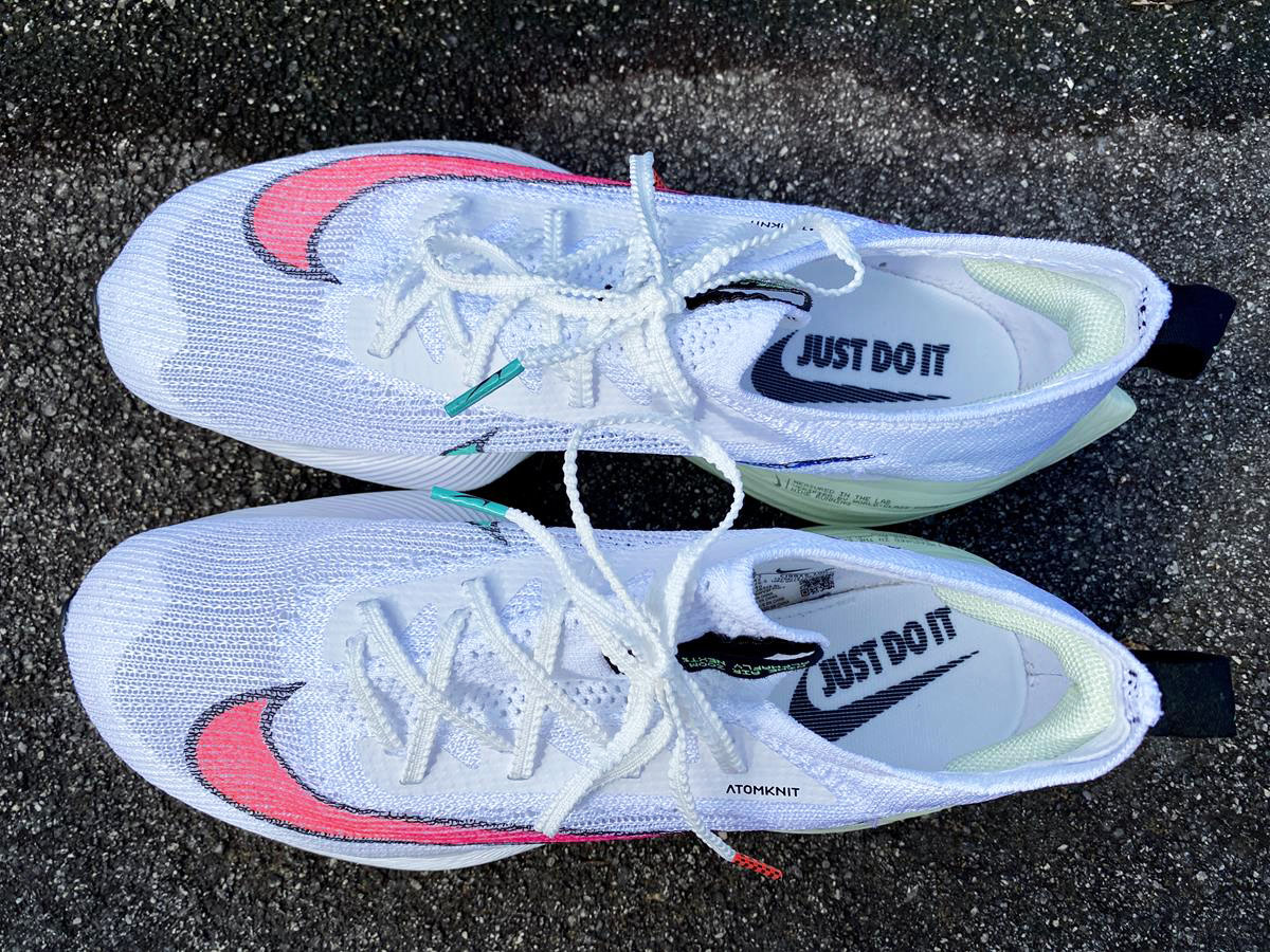Nike Air Zoom Alphafly Next% - Top