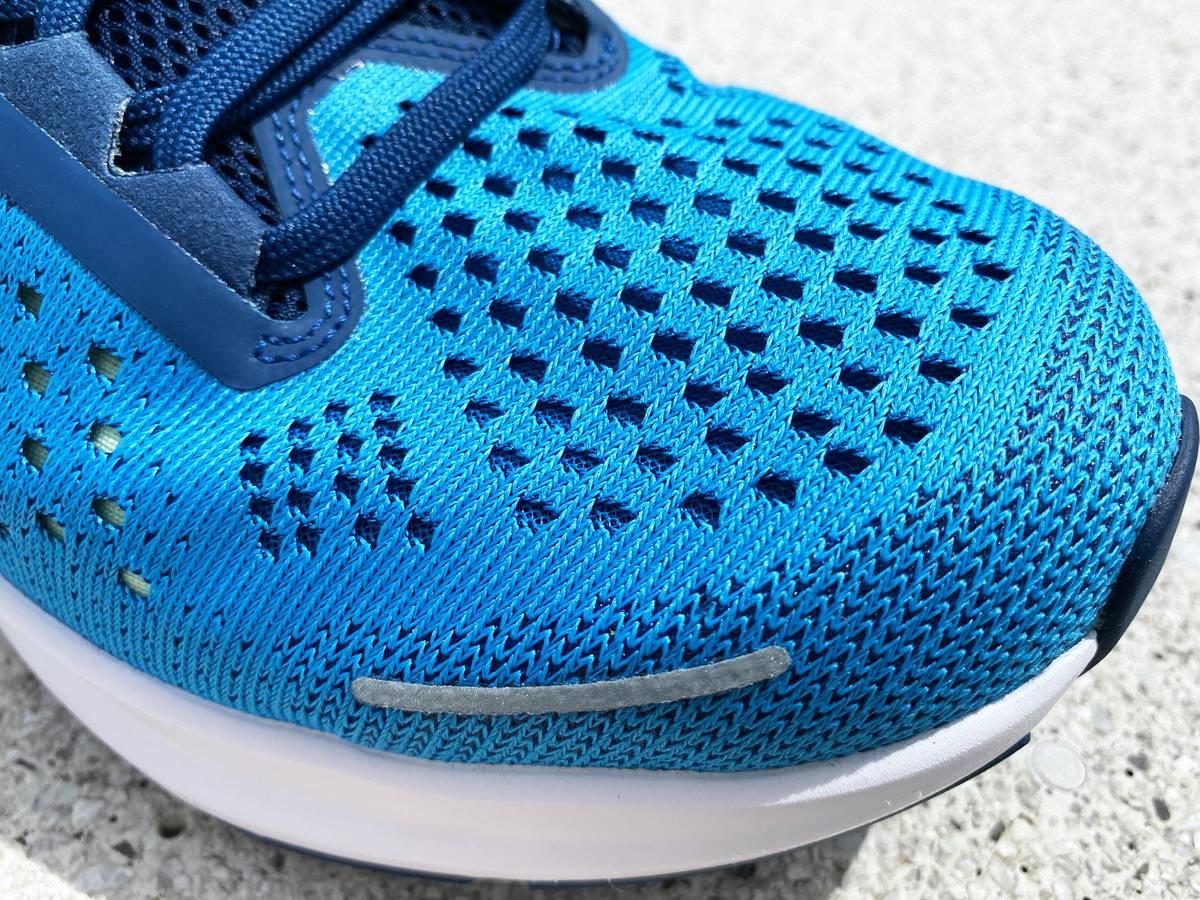 Nike Air Zoom Structure 23 - Closeup