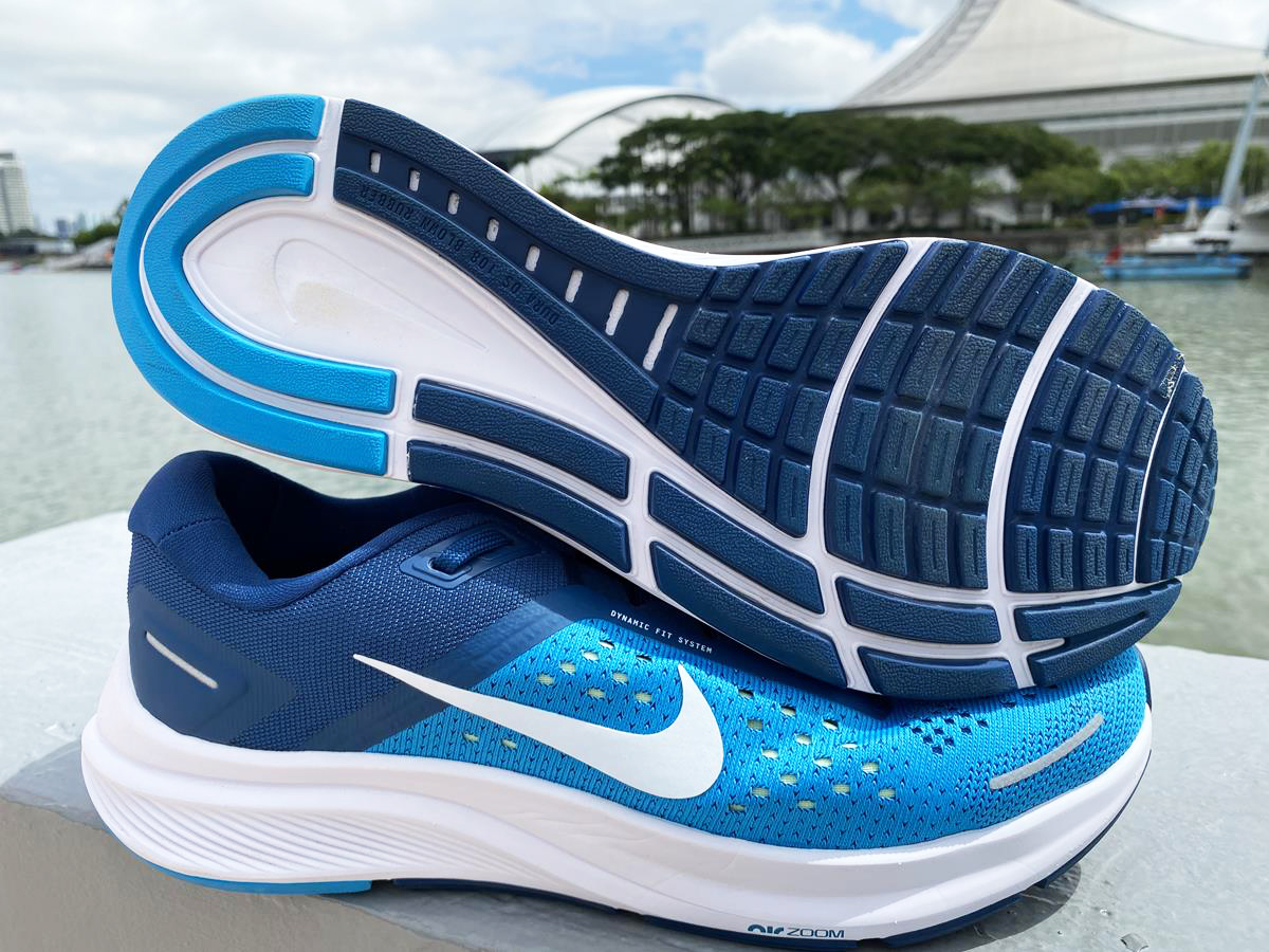 Nike Air Zoom Structure 23 - Pair