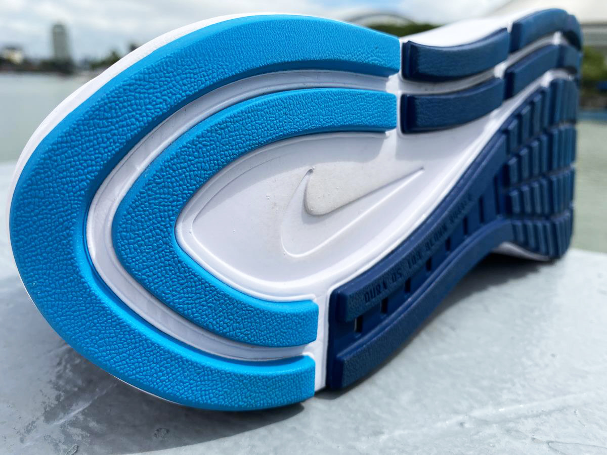 Nike Air Zoom Structure 23 - Sole