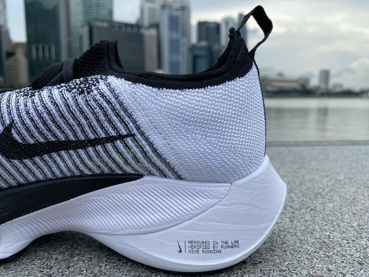 Nike Air Zoom Tempo Next% - Closeup