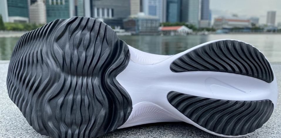 Nike Air Zoom Tempo Next% - Sole