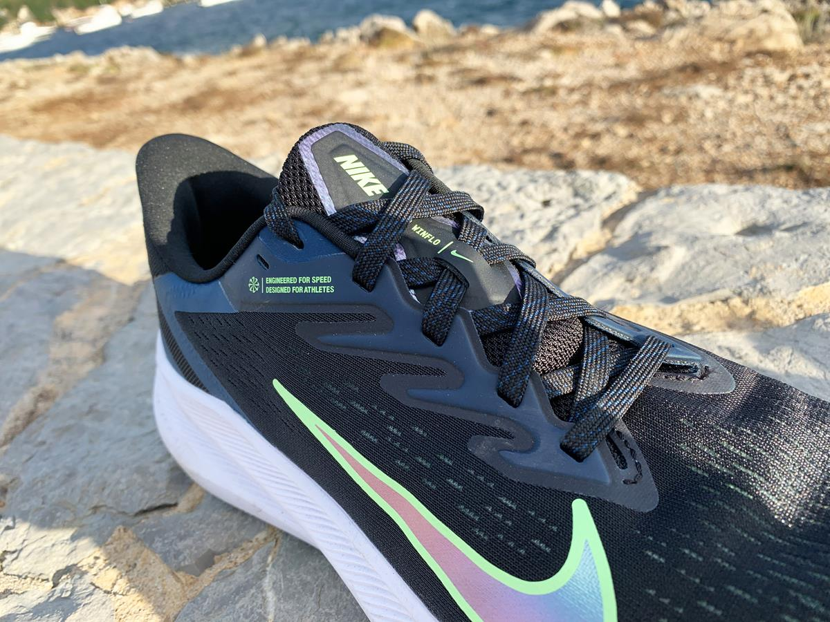 Nike Air Zoom Winflo 7 - Lace
