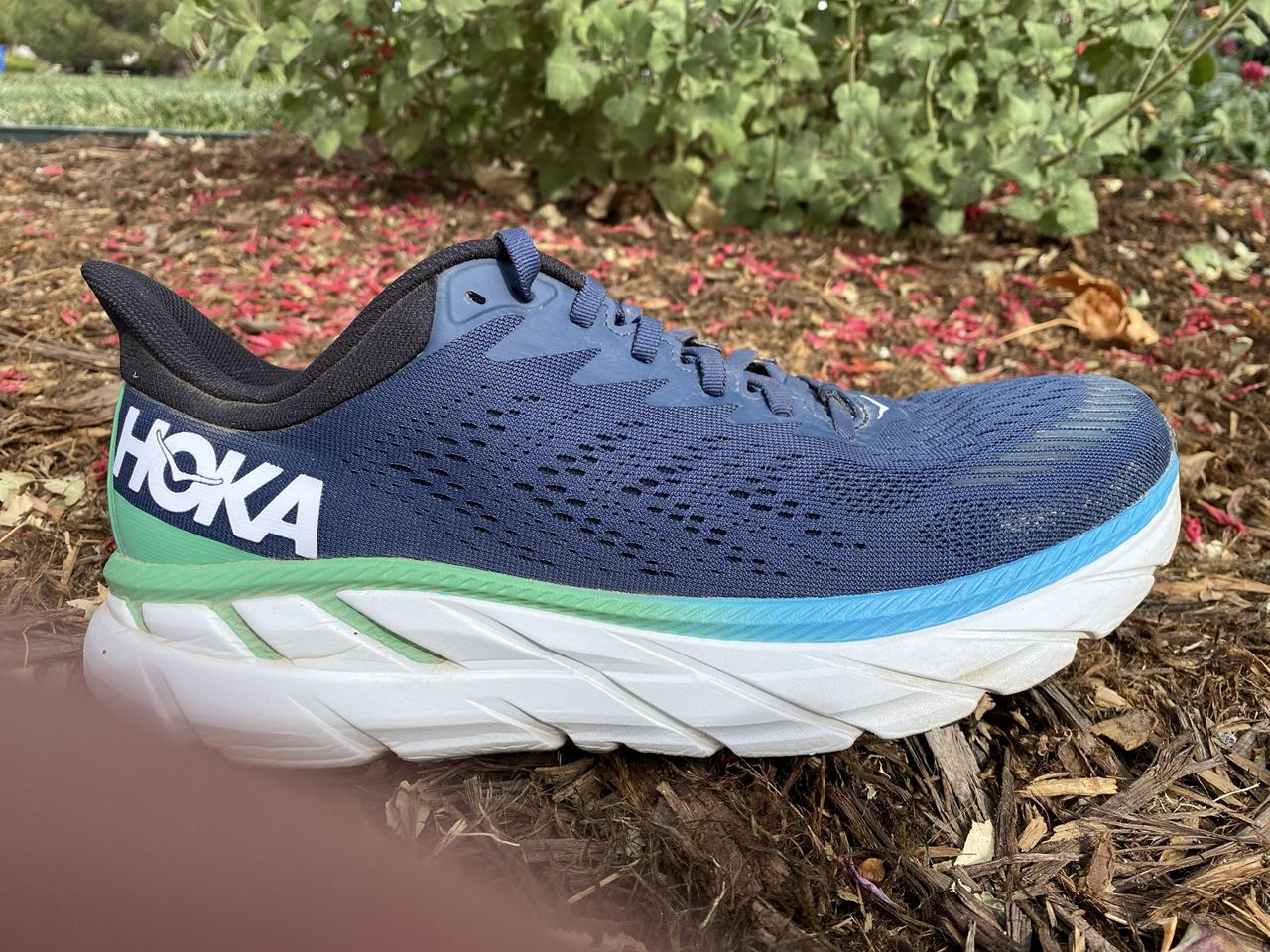 Hoka One One Clifton 7 - Lateral Side