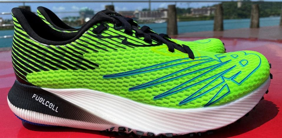 New Balance FuelCell RC Elite - Lateral Side