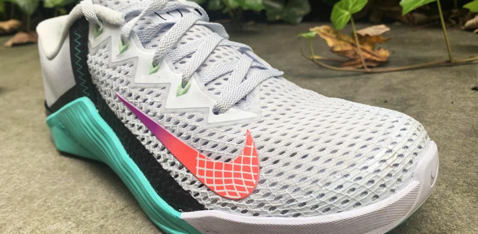 Nike Metcon 6 - Toe Closeup