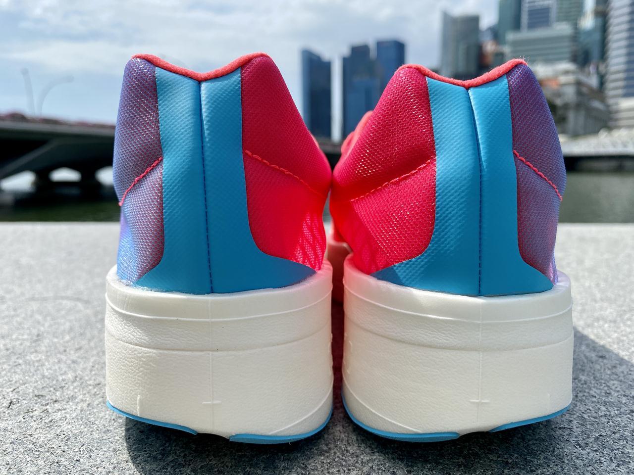 Adidas Adizero Adios Pro - Heel