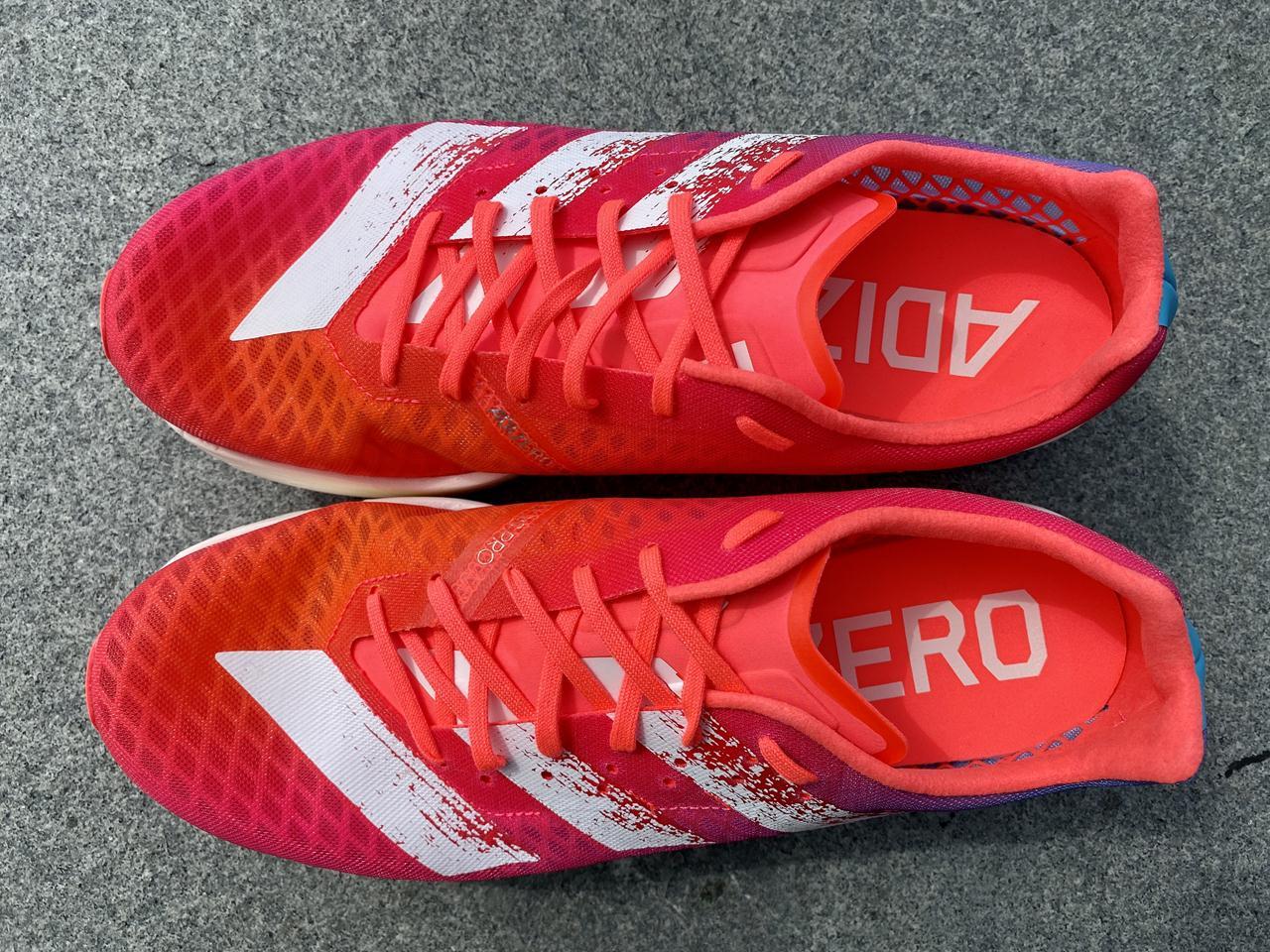 Adidas Adizero Adios Pro - Top