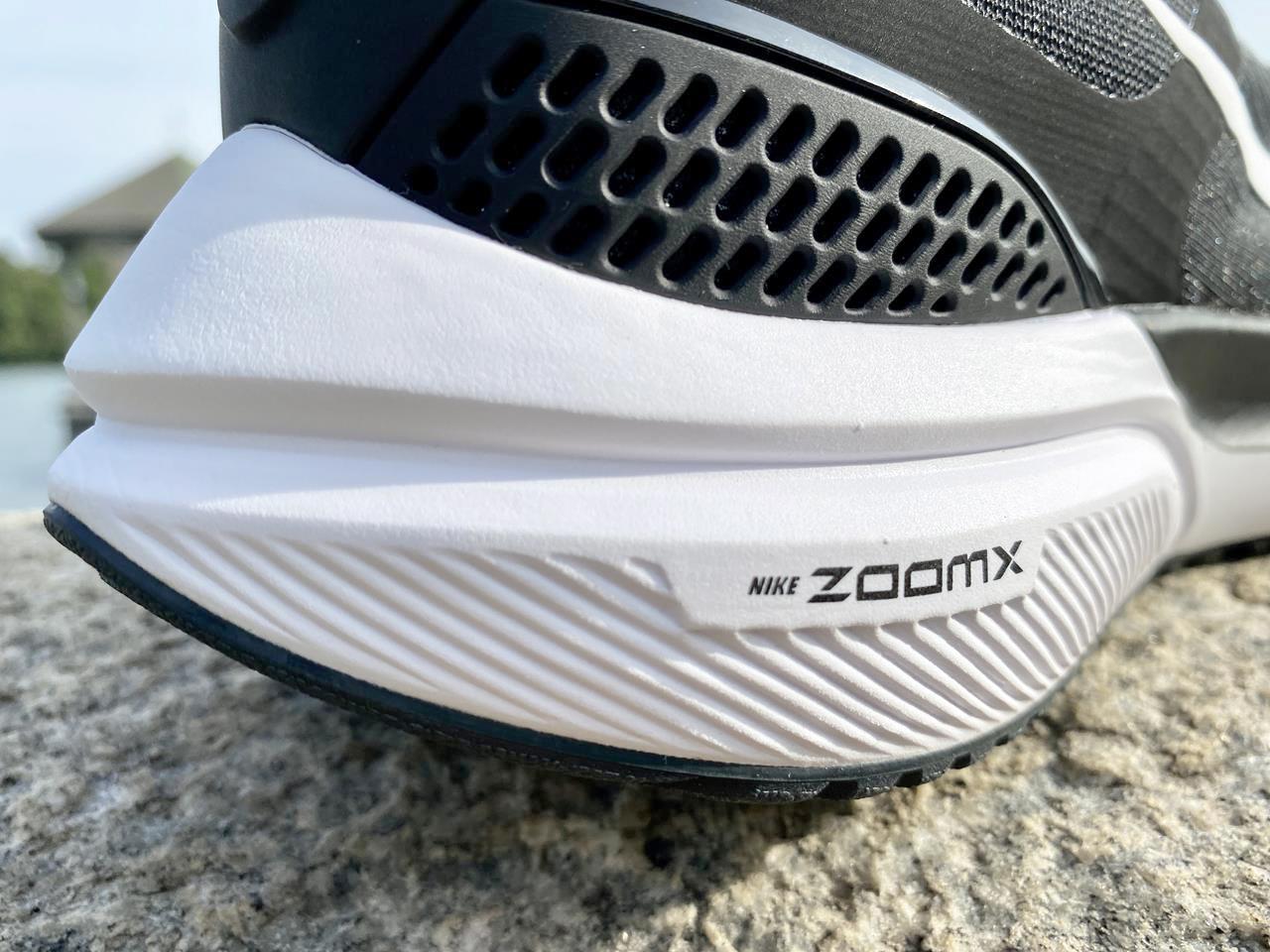 Nike Air Zoom Vomero 15 - Heel