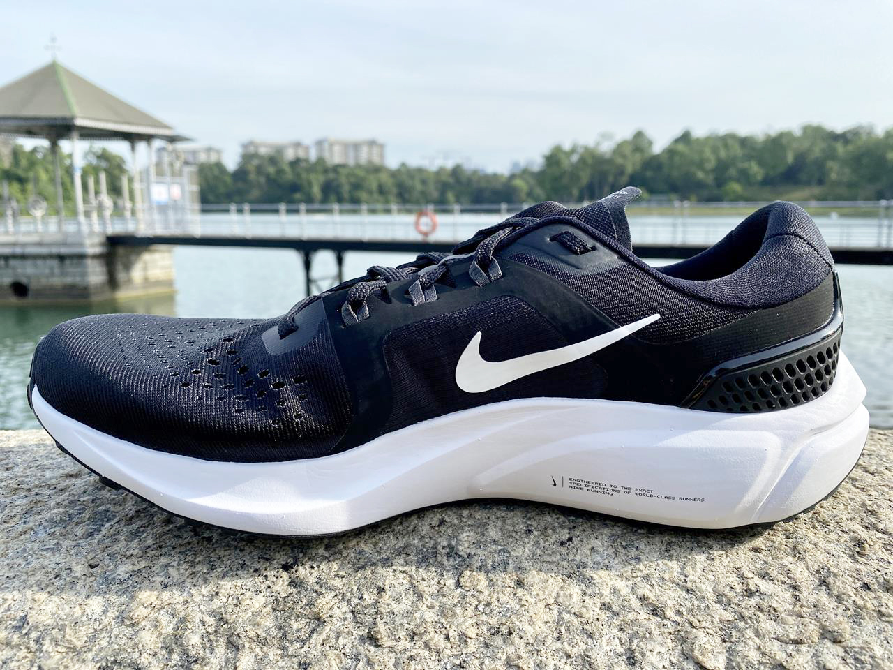 Nike Air Zoom Vomero 15 - Medial Side