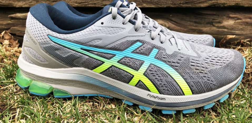 ASICS GT 1000 10 - Lateral Side