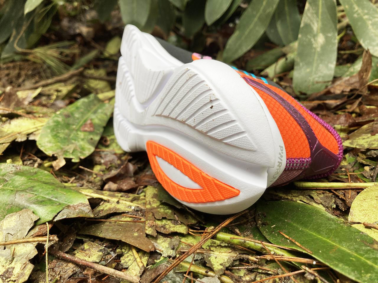 Saucony Kinvara 12 - Sole and Heel