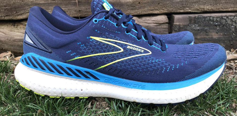 Brooks Glycerin GTS 19 - Lateral Side