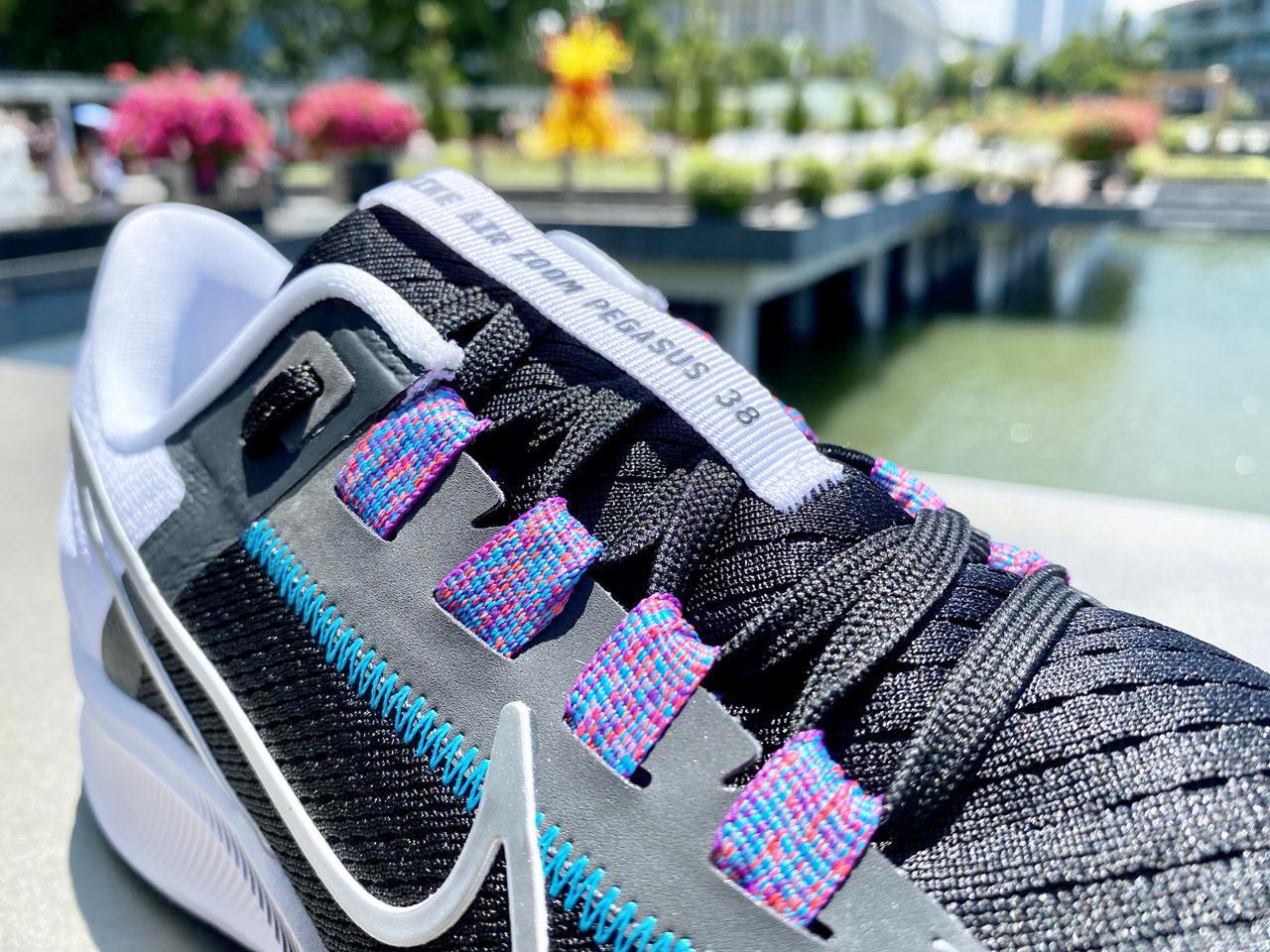 Nike Zoom Pegasus 38 - Lace