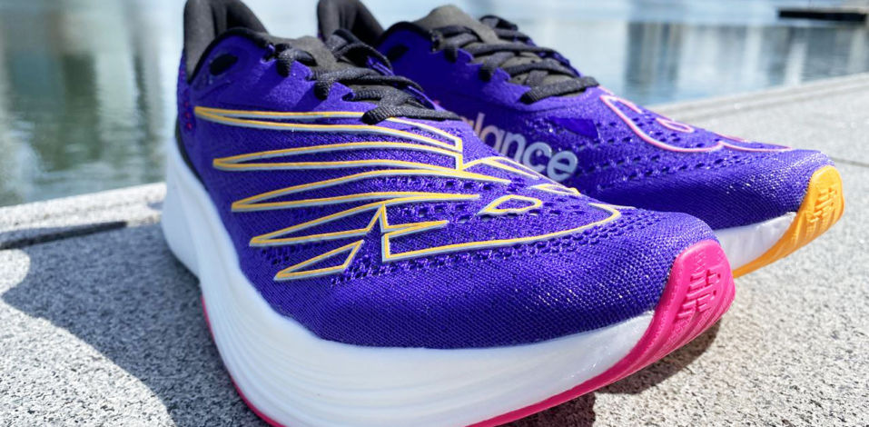 New Balance FuelCell RC Elite v2 - Lateral + Toe