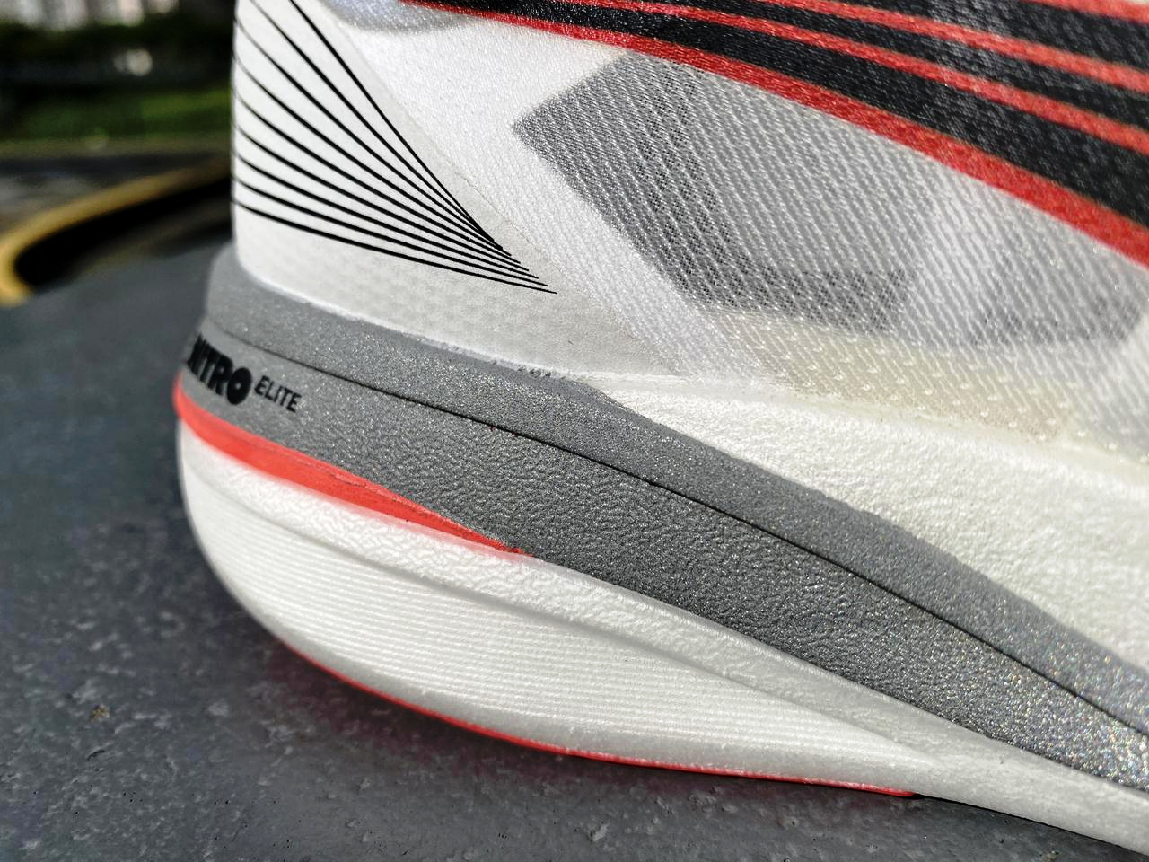 Puma Deviate Nitro Elite - Closeup