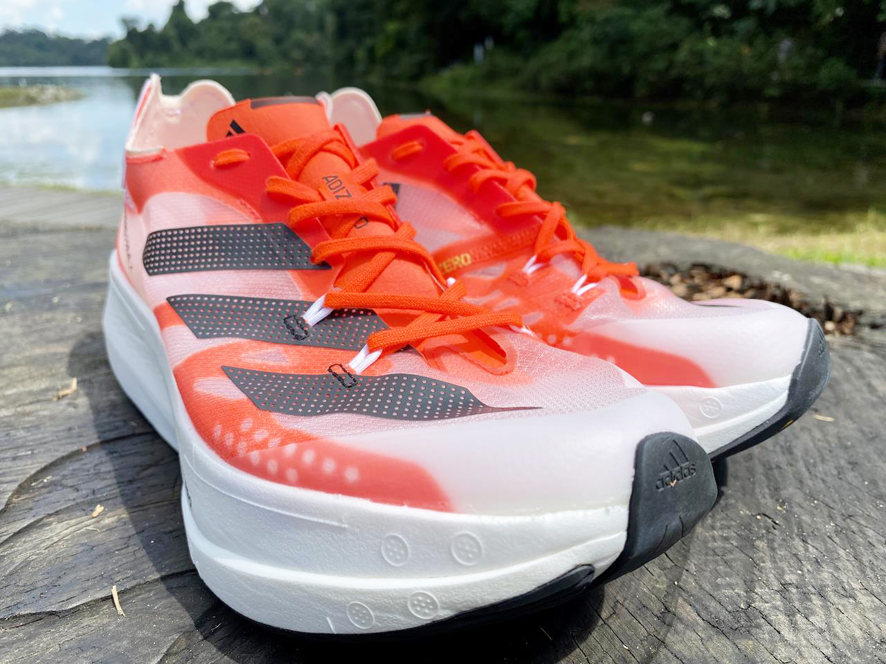 Adidas Prime X - Front Lateral