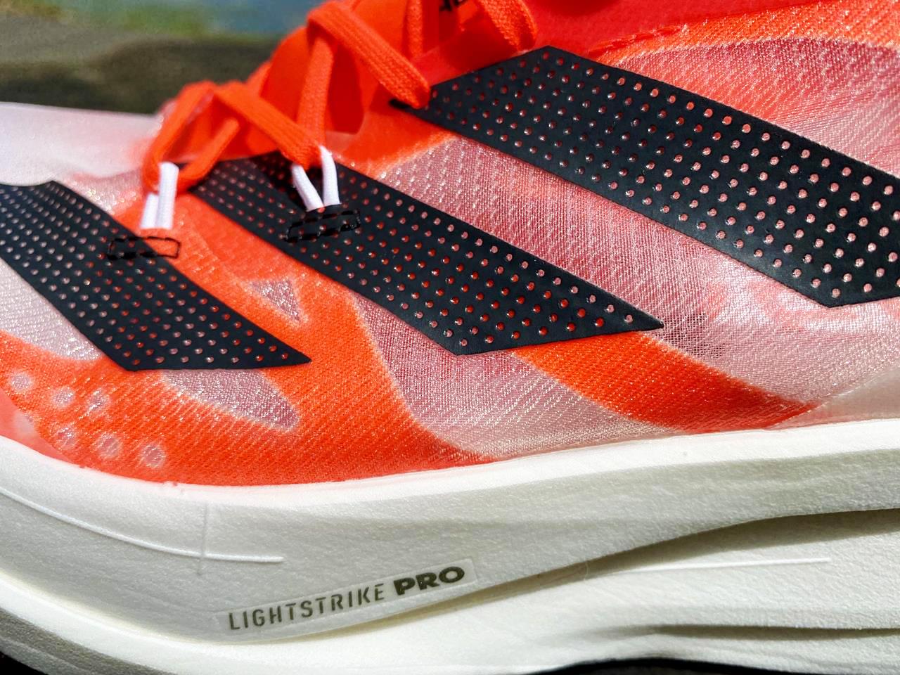 Adidas Prime X - Lateral Closeup