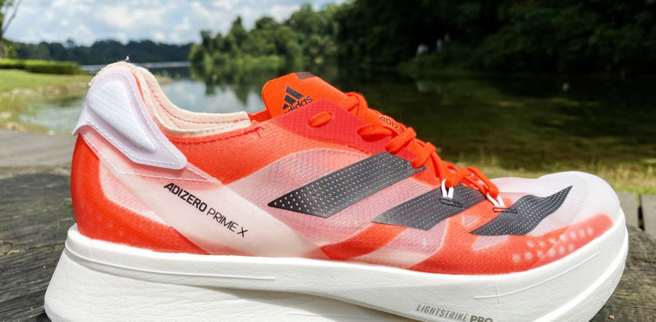 Adidas Prime X - Lateral Side