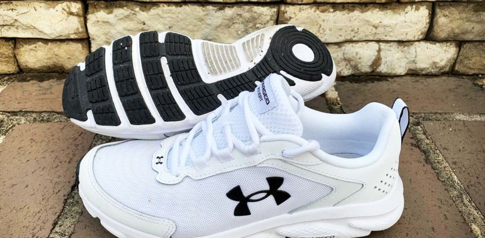 Under Armour Charged Assert 9 - Pair